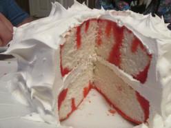 Light and Refreshing Jell-O Cake