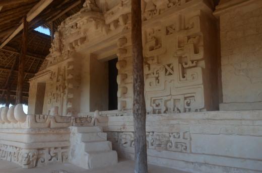 Temple of Ek Balam