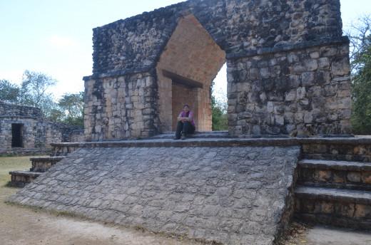 Gateway to Ek Balam