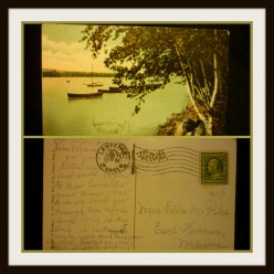 Postcards from the Early 1900's