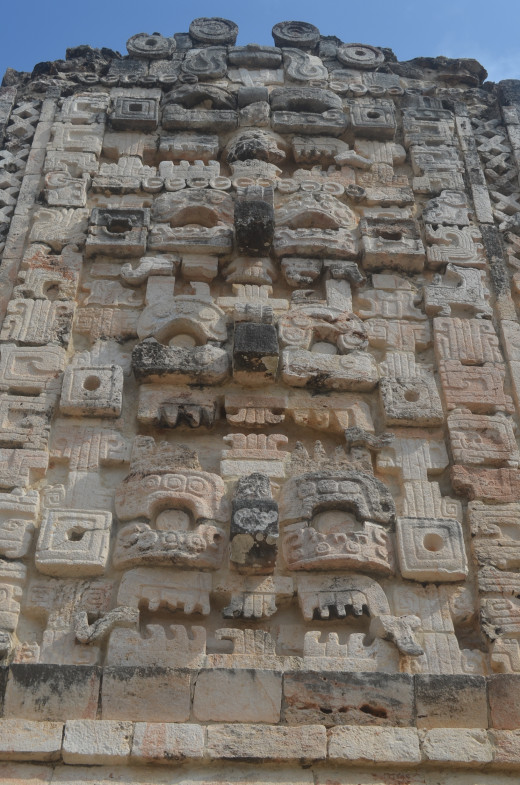 More amazing stone work
