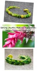Spring Jewelry Making Inspiration: Designs, Colors, and Other Ideas