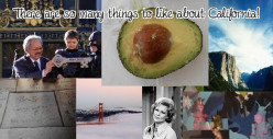 20 Reasons to Like California