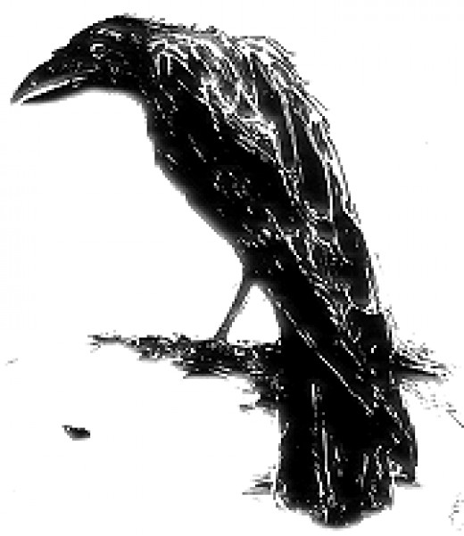 an analysis of symbolism in the raven by edgar allan poe Examples of figurative language in 'the raven' by edgar allan  and archetypal symbolism  then summary and analysis of edgar allan poe's 'the raven' is worth a.