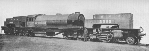 The longest and most powerful steam engine in the UK, the Nigel Gresley designed locomotive was a one of a kind and over its 30 year lifespan only ever helped coal trains up a steep incline in South Yorkshire.