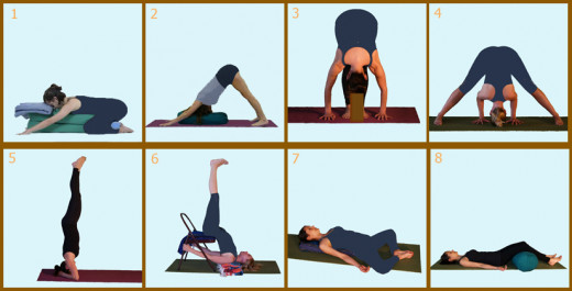 Day 7 Yoga Poses
