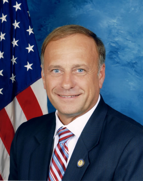 Steve King -- the last man to attempt to use the Logan Act for political purposes