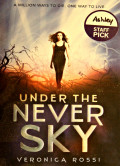 Under the Never Sky Series by Veronica Rossi