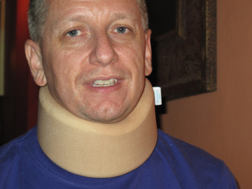 Although neck collars are still used to treat whiplash, they are not always considered to be the most effective treatment