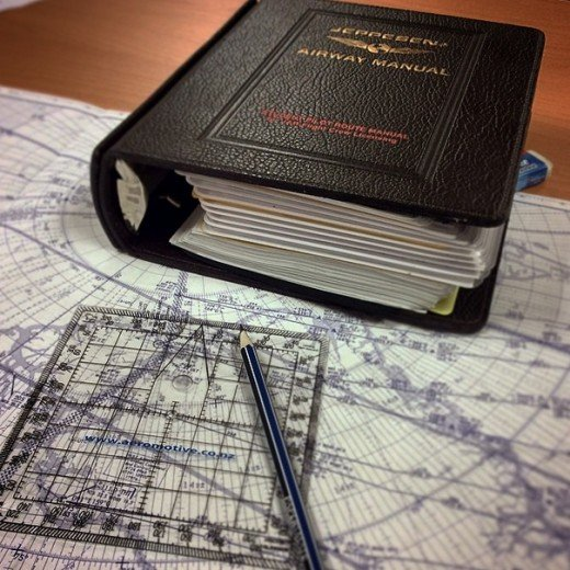 Air navigation rules and training