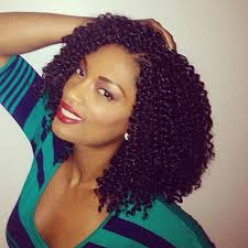 Crochet Braids Protective Hairstyle, No More Perms