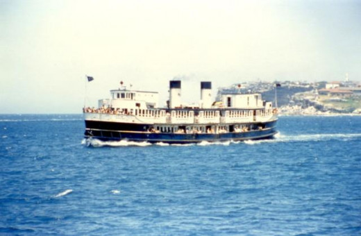 North Head was an old timer but still going strong in the 1950s.