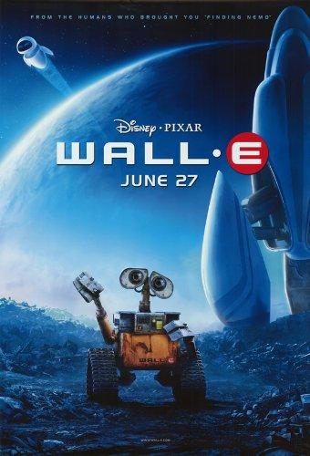Wall-E Movie Poster