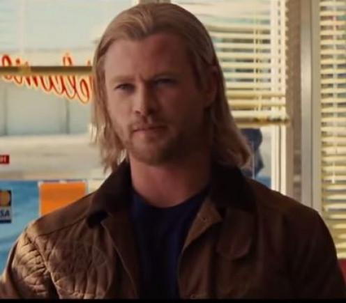 Thor - Diner Scene
