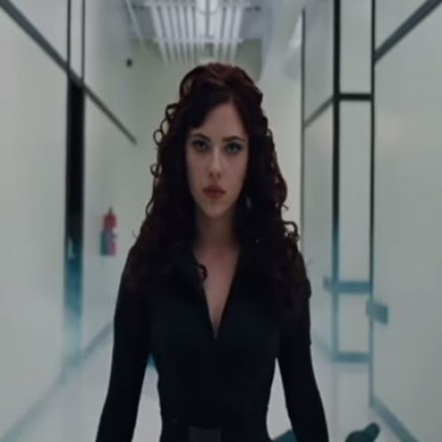 The Avengers's Black Widow Tribute/ Black Widow played by Scarlett Johansson.