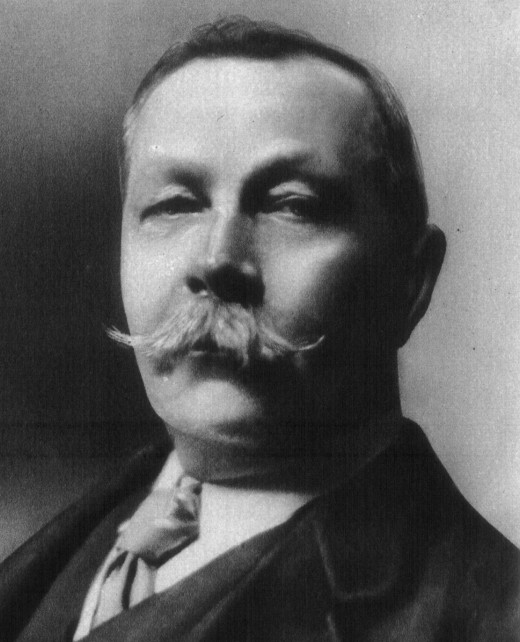 Sir Arthur Conan Doyle born 22 May 1859 died 7 July 1930 was a renowned writer and physician best remembered for his crime novels about Sherlock Holmes