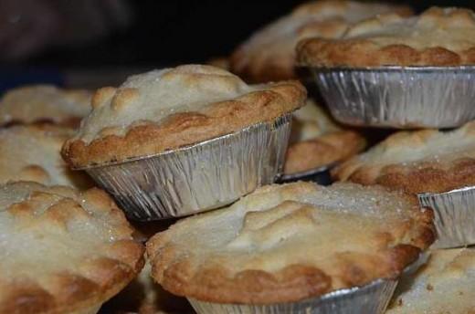 Mmmmmmmmmmm! Pies!