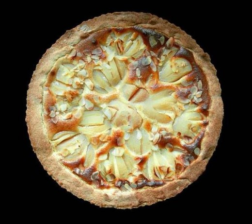 This pie has fruit AND nuts! Talk about an overachiever!