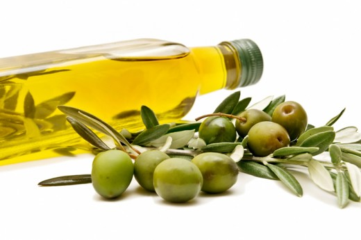 "Olive oil can serve as a source of the ""good fats"" your body needs to be healthy."