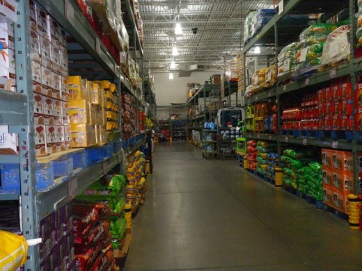 There are scores of pet food brands to choose from.