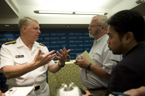 Veterans learn to listen and take other views into account before making decisions