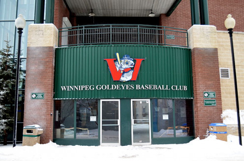 Winnipeg Goldeyes Baseball Club