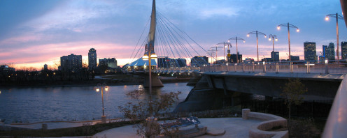 The Provencher Bridge