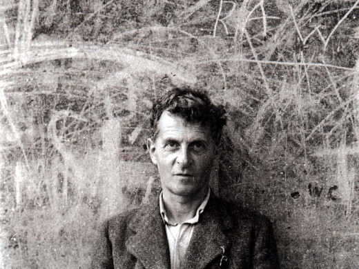 The seafarer's daughter (a.k.a. Ludwig Wittgenstein)