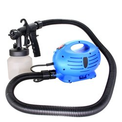 HFS Electric 650W HVLP Paint Sprayer 800ml Capacity Spray Gun