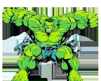 Hulk: Me Before