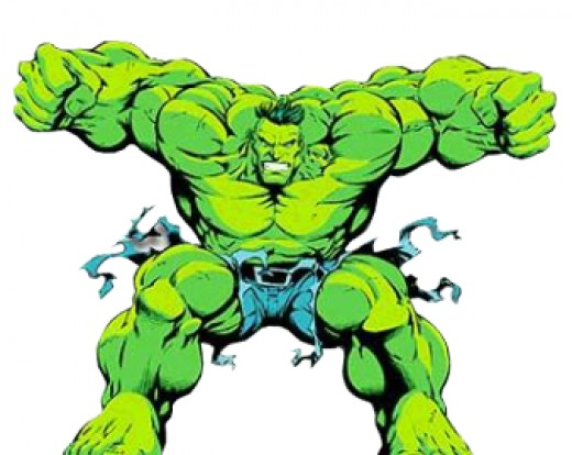 Hulk: Me Before