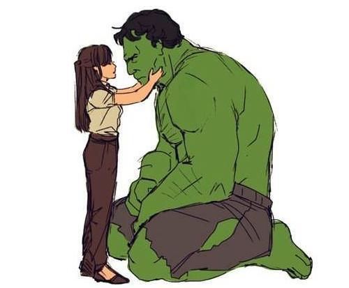 Hulk: Me After