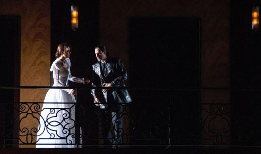 Ildebrando D'Arcangelo plays Don Giovanni at the Salzburg Festival in 2014.