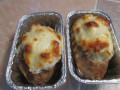Twice Baked Potatoes with Pancetta