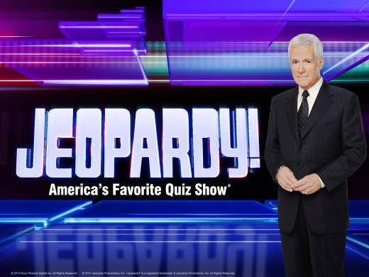 Alex Trebeck, host of the long-running game show Jeopardy!