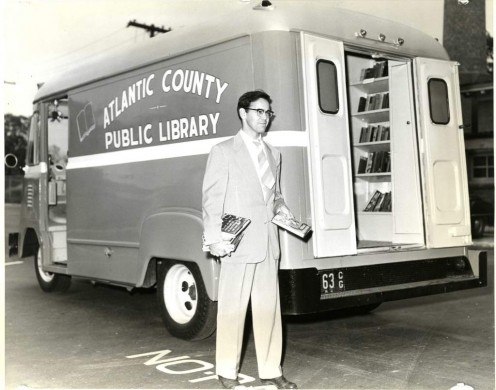 The Bookmobile went to rural schools on certain days to allow kids to have the opportunity to read books that they loved