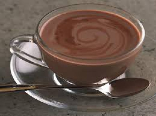 Hot chocolate can help you sleep better