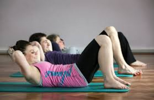 Pilates can help you to lose weight