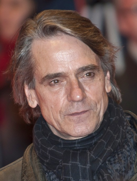 Jeremy Irons.   Born: September 19th, 1948