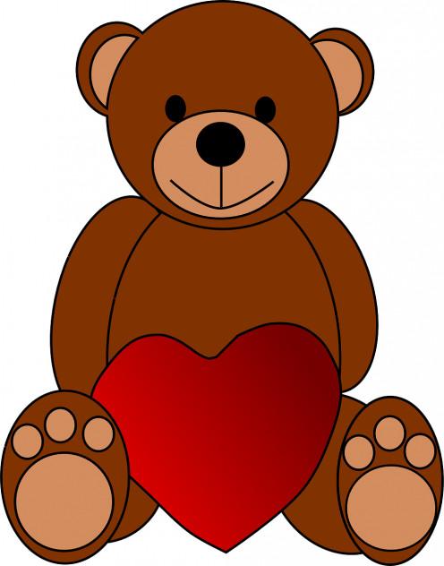 The Traditional Teddy Bear