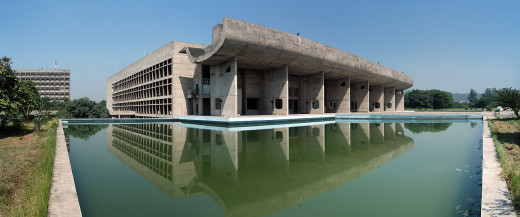 Chandigarh Assembly building (1955),