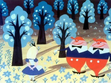 Mary Blair's concept design