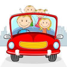 Keep your family safe, concentrate only on driving.
