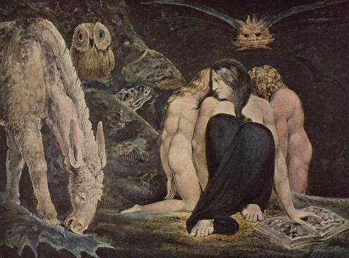 Witch Goddesses in Mythology and Folklore From Around the World