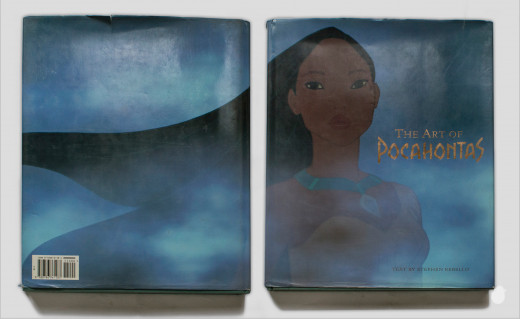 "However beautiful the artwork in the ""Pocahontas"" movie, its characters are only very loosely based on real people."