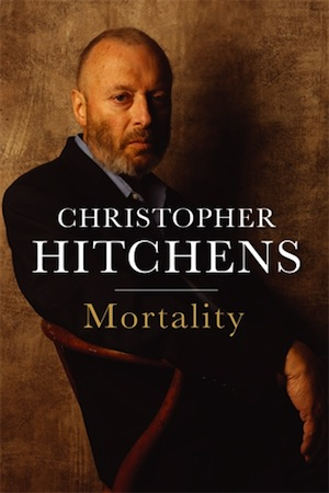 """""""Mortality"""" (2012), comprising seven Vanity Fair essays about his struggle with, and posthumously published after his death from, oesophageal cancer."""