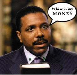 Creflo Dollar and the $65 Million Jet