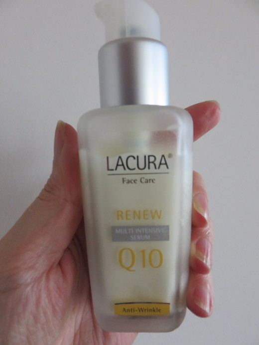 Aldi Lacura Renew Q10 Multi Intensive Serum - Anti-Wrinkle