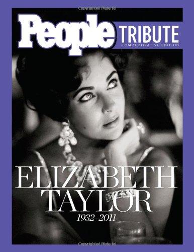 People Magazine Elizabeth Taylor Tribute