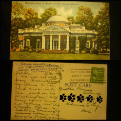 Postcards - Years 1948-1950